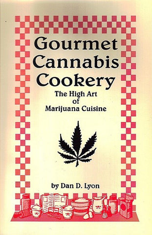Gourmet Cannabis Cookery