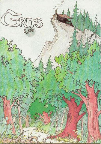 Grits - signed by Brad Leff