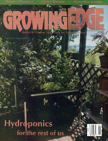 Growing Edge, The vol 3 # 3 - Spring 1992