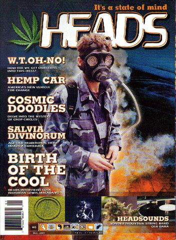 HEADS Magazine #  6 - Dec 2001