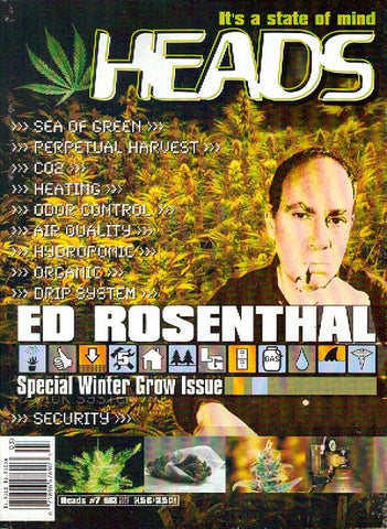 HEADS Magazine #  7 - March 2002