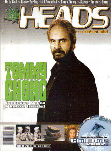 HEADS Magazine #  8 - May 2002