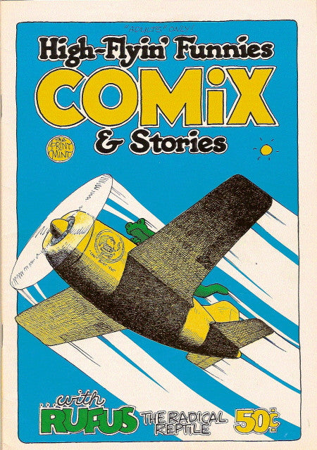 High-Flyin' Funnies Comix & Stories