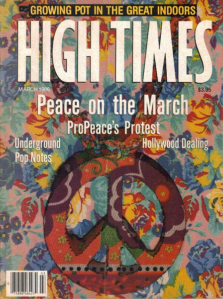 High Times Magazine # 127 - March 1986