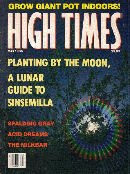 High Times Magazine # 129 - May 1986