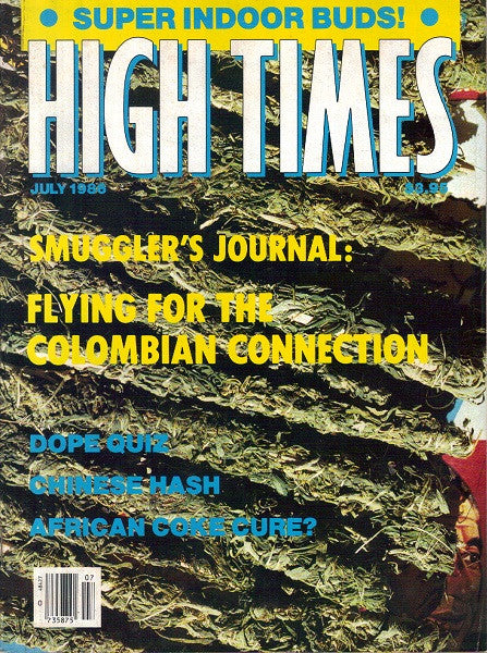 High Times Magazine # 131 - July 1986