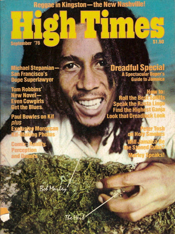 High Times Magazine # 13, September 1976