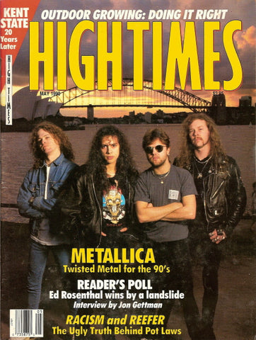 High Times Magazine # 177 - May 1990