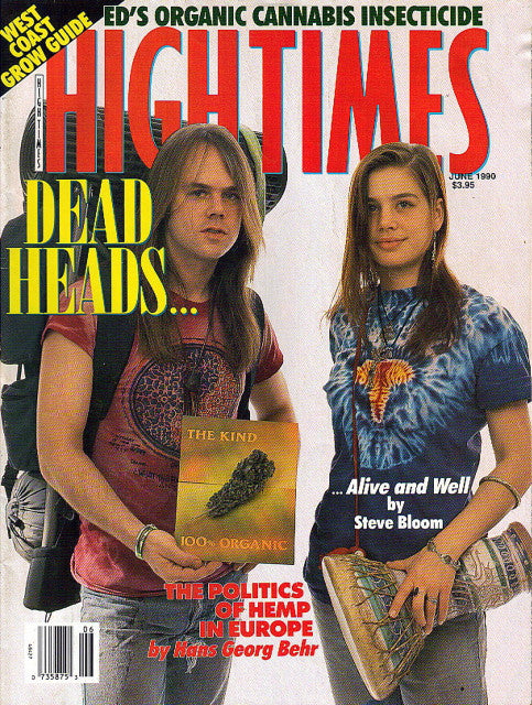 High Times Magazine # 178 - June 1990