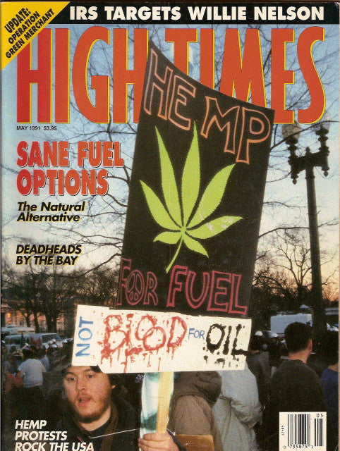 High Times Magazine # 189 - May 1991
