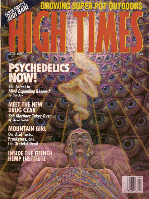 High Times Magazine # 190 - June 1991
