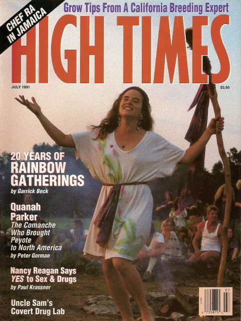 High Times Magazine # 191 - July 1991