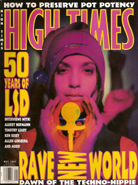 High Times Magazine # 213 - May 1993