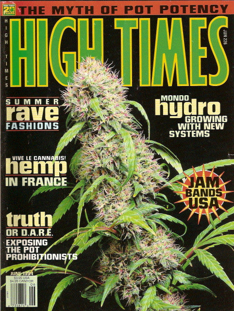 High Times Magazine # 226 - June 1994