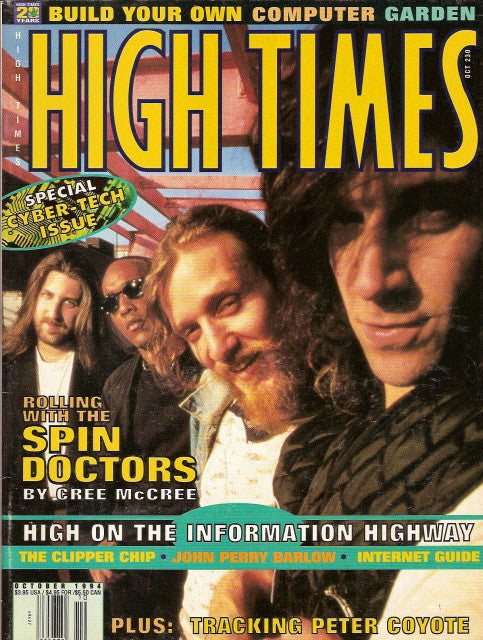 High Times Magazine # 230 - October 1994