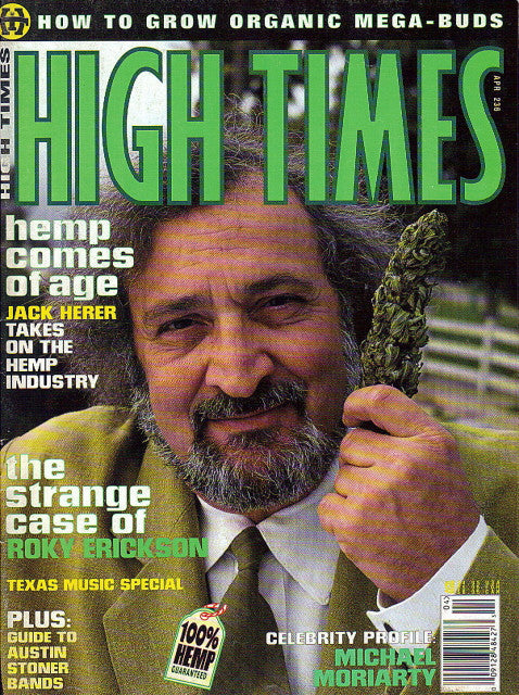High Times Magazine # 236 - April 1995
