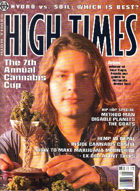 High Times Magazine # 237 - May 1995