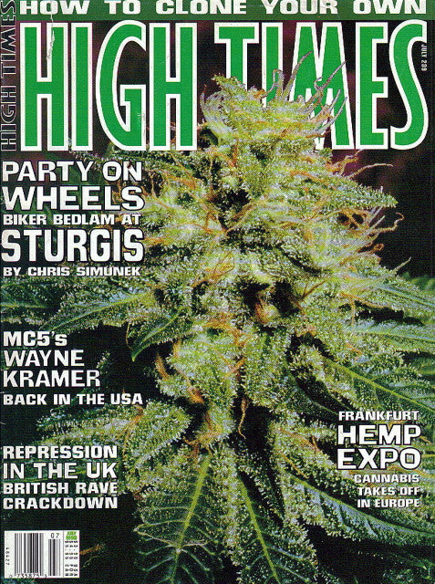High Times Magazine # 239- July 1995