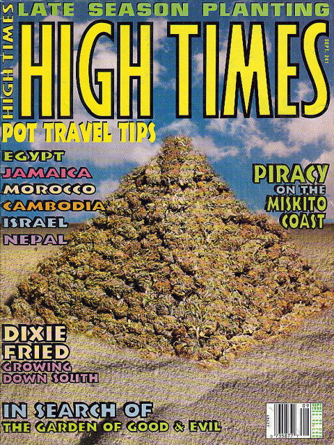 High Times Magazine # 241 - September 1995