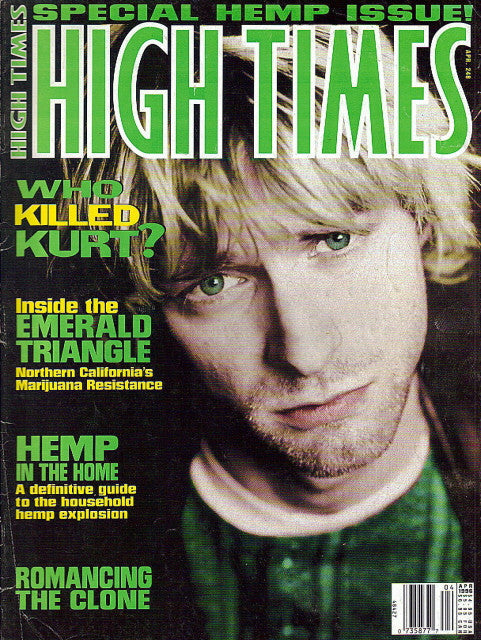High Times Magazine # 248 - April 1996