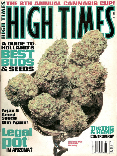 High Times Magazine # 249 - May 1996