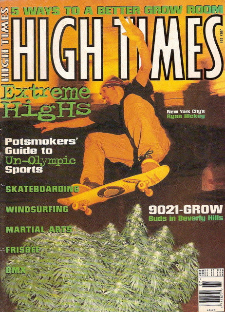 High Times Magazine # 251 - July 1996