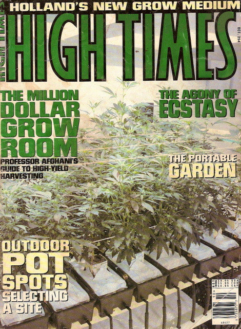 High Times Magazine # 254 - October 1996