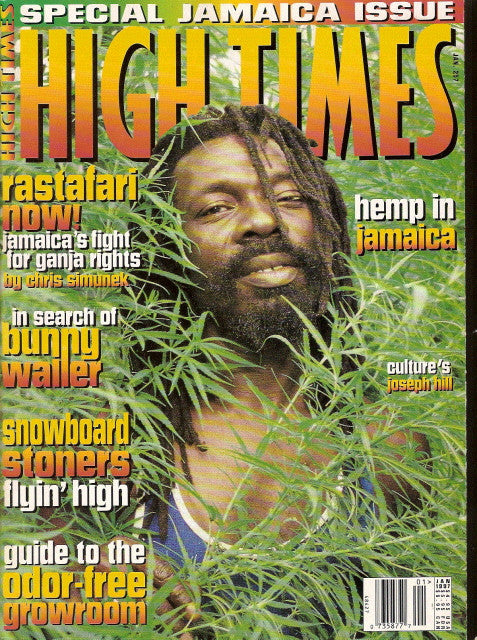 High Times Magazine # 257 - January 1997
