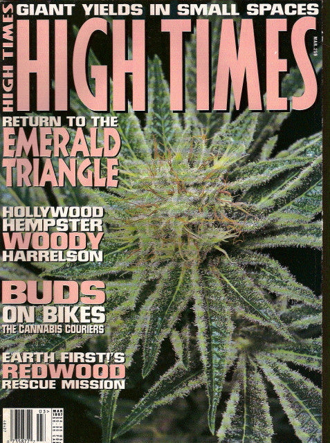 High Times Magazine # 259 - March 1997