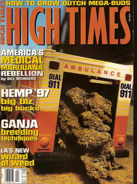 High Times Magazine # 260 - April 1997