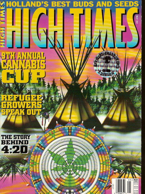 High Times Magazine # 261 - May 1997
