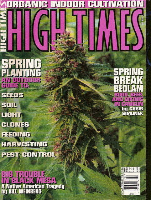 High Times Magazine # 271 - March 1998