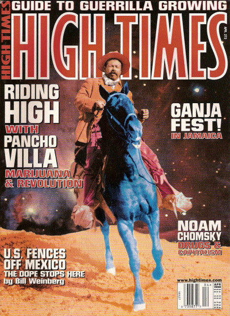High Times Magazine # 272 - April 1998