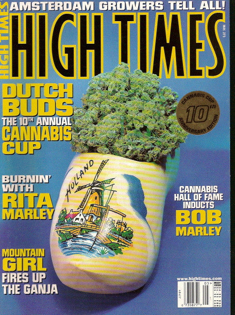 High Times Magazine # 273 - May 1998