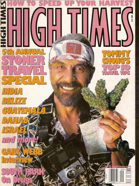 High Times Magazine # 277 - September 1998