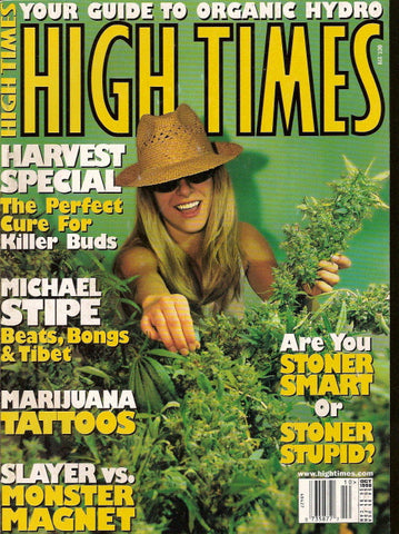 High Times Magazine # 278 - October 1998