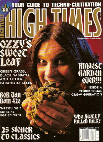 High Times Magazine # 283 - March 1999