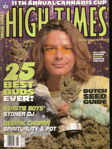 High Times Magazine # 285 - May 1999 – Underground Collectibles