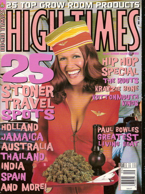 High Times Magazine # 289 - September 1999
