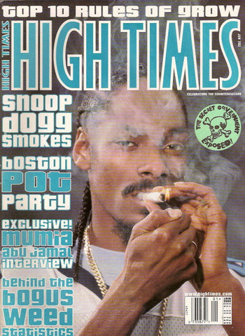 High Times Magazine # 293 - January 2000