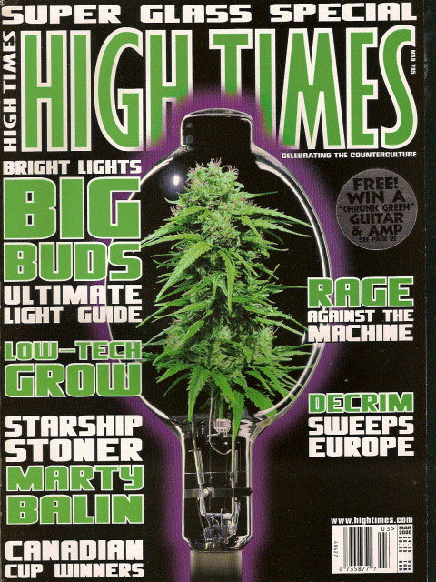 High Times Magazine # 295 - March 2000