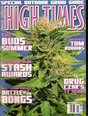 High Times Magazine # 298 - June 2000