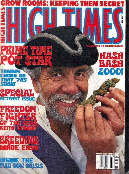 High Times Magazine # 299 - July 2000