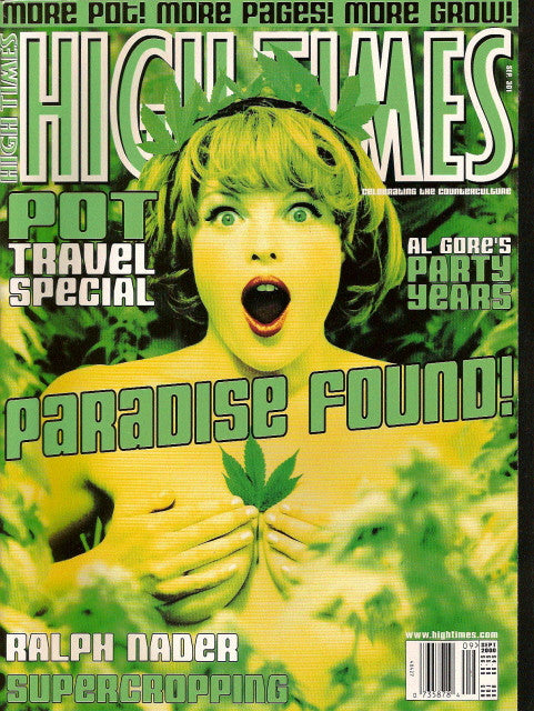High Times Magazine # 301 - September 2000