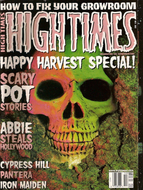 High Times Magazine # 302 - October 2000