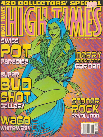 High Times Magazine # 309 - May 2001