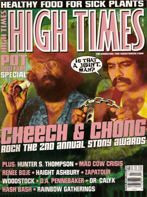 High Times Magazine # 311 - July 2001