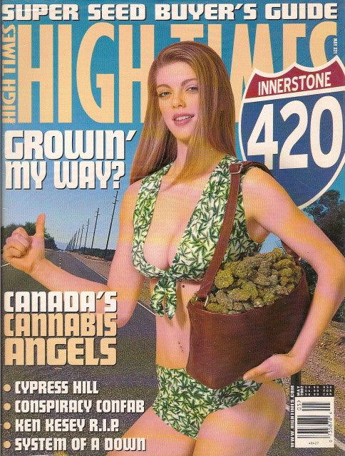 High Times Magazine # 321 - May 2002