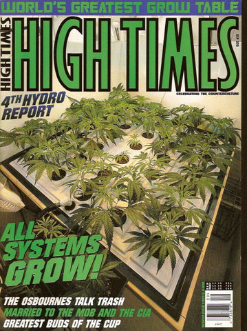 High Times Magazine # 325 - September 2002