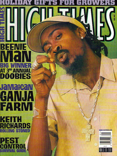 High Times Magazine # 329 - January 2003